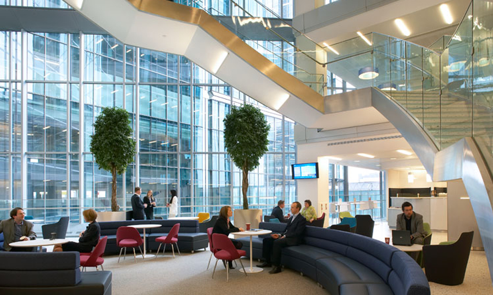 Workplace Tour Kpmg Workplace Week London 2018