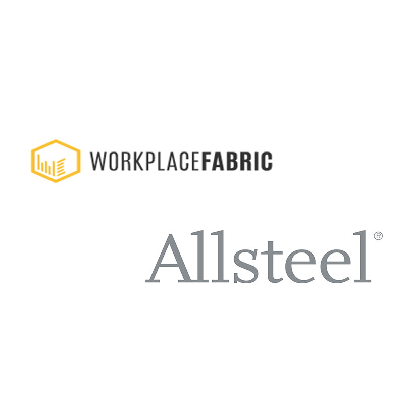 Workplace Fabric - Allsteel - Workplace Week New York