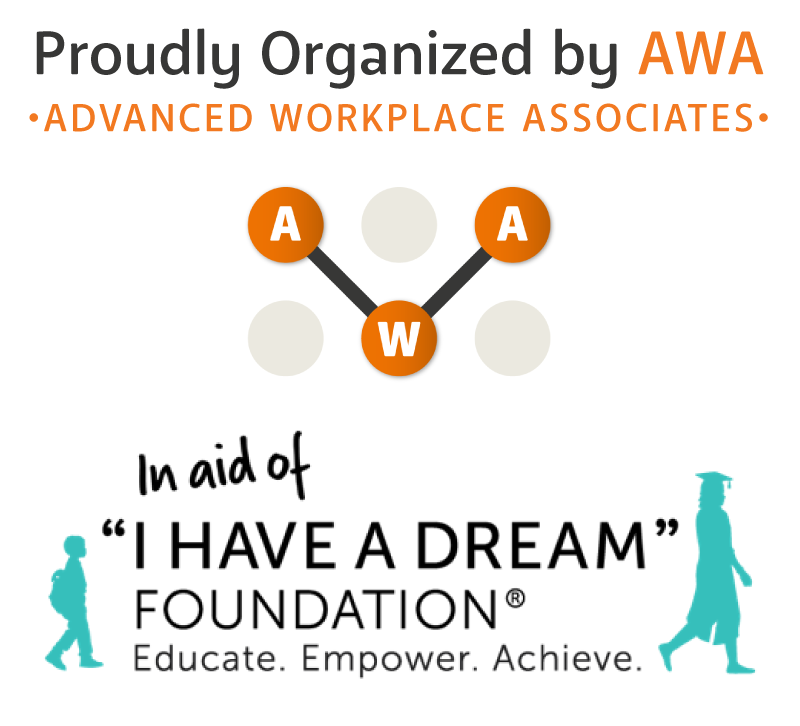 Advanced Workplace Associates (AWA) - I Have a Dream Foundation - Workplace Week New York 2018