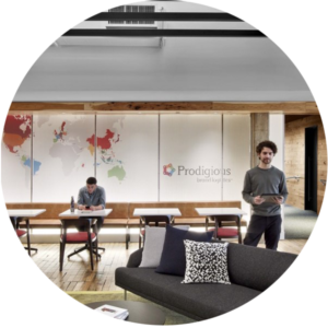 prodigious - workplace week new york